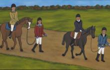 Passeig a cavall