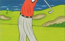 Entrenament de golf III
