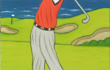 Entreno de Golf III