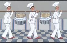 """Los pequeños """"Boulangers"""""""