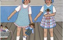 Muñecas para Inés