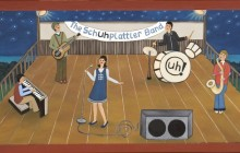 The Schuhplattler Band (La orquesta)