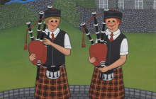 We are Scottish