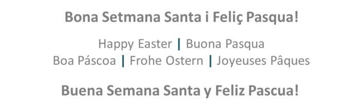 Feliç Setmana Santa_Maria Fatjo Pares BLOG
