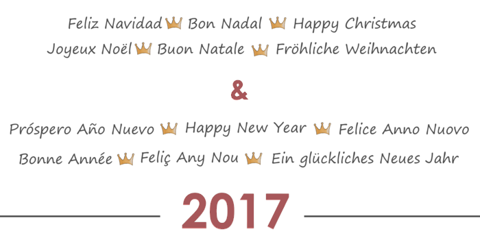 Merry Christmas 2016 - Maria Fatjo Pares