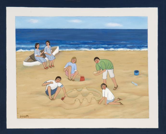 Juego en la playa_Maria Fatjo Pares