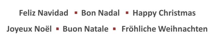 Bon Nadal 2014 - 2015